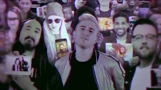 Steve Aoki & Boehm feat. Walk The Moon - Back 2 U