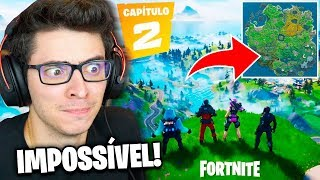 O LOCAL SECRETO QUE A EPIC GAMES TENTOU ESCONDER DE TODO MUNDO!! Fortnite: Battle Royale