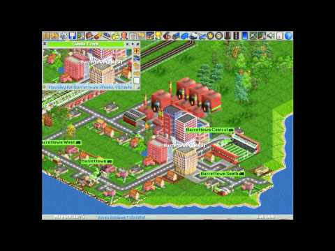 Open Transport Tycoon Deluxe - I Don't Know How to Run a Company 2