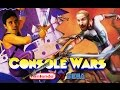Console Wars - Strider vs Run Saber - Sega Genesis vs Super Nintendo