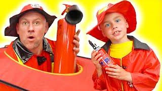 Firefighters Song   Educational Nursery Rhymes & Kids Songs