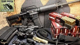 Top 5 Go To Rifle Essentials