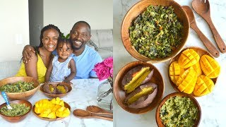 What We Eat in a Day | High Raw Vegan Family