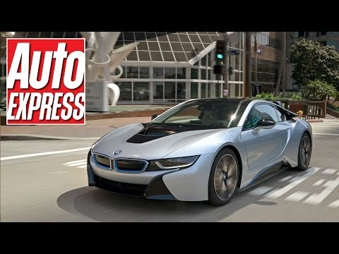 BMW i8 review the new king of supercars