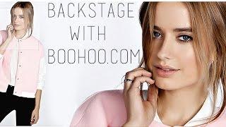 VLOG | Modelling For Boohoo | E-commerce shoots | My Job. Thumbnail