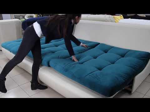Угловой модульный диван Спейс премиум фабрики МКС