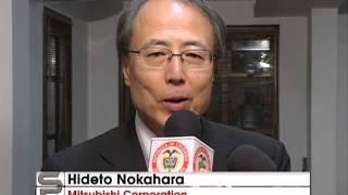 Ministro de Comercio y economía de Japón reafirma interés comercial en Colombia