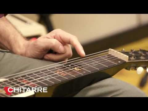 Lap-steel guitar for beginners - The Great Gig In The Sky - di Stefano Tavernese
