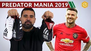 NEXT GEN ADIDAS PREDATOR MANIA 19 - As chuteiras de Beckham e Zidane