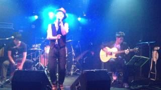 5月30日に渋谷のtake off7で行われた、テレビ埼玉の「おーでぃえんすV」...