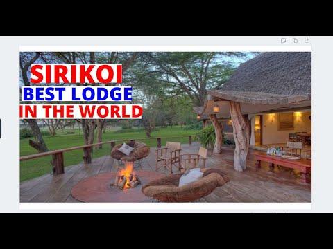 Sirikoi Lodge. The Best Resort In The World. How Sirikoi Lodge Kenya Became The Best In The World.