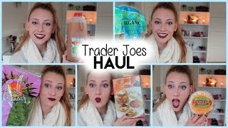 Trader Joes Grocery Haul Thumbnail