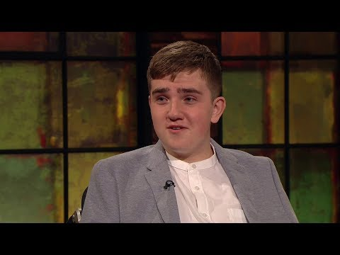 Ian O'Connell   The Late Late Show   RTÉ One
