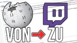 Das WIKIPEDIA Spiel: Twitch!