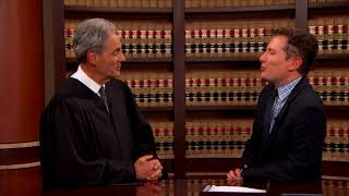 """Meet The Judges"" With Judge Michael Corriero"