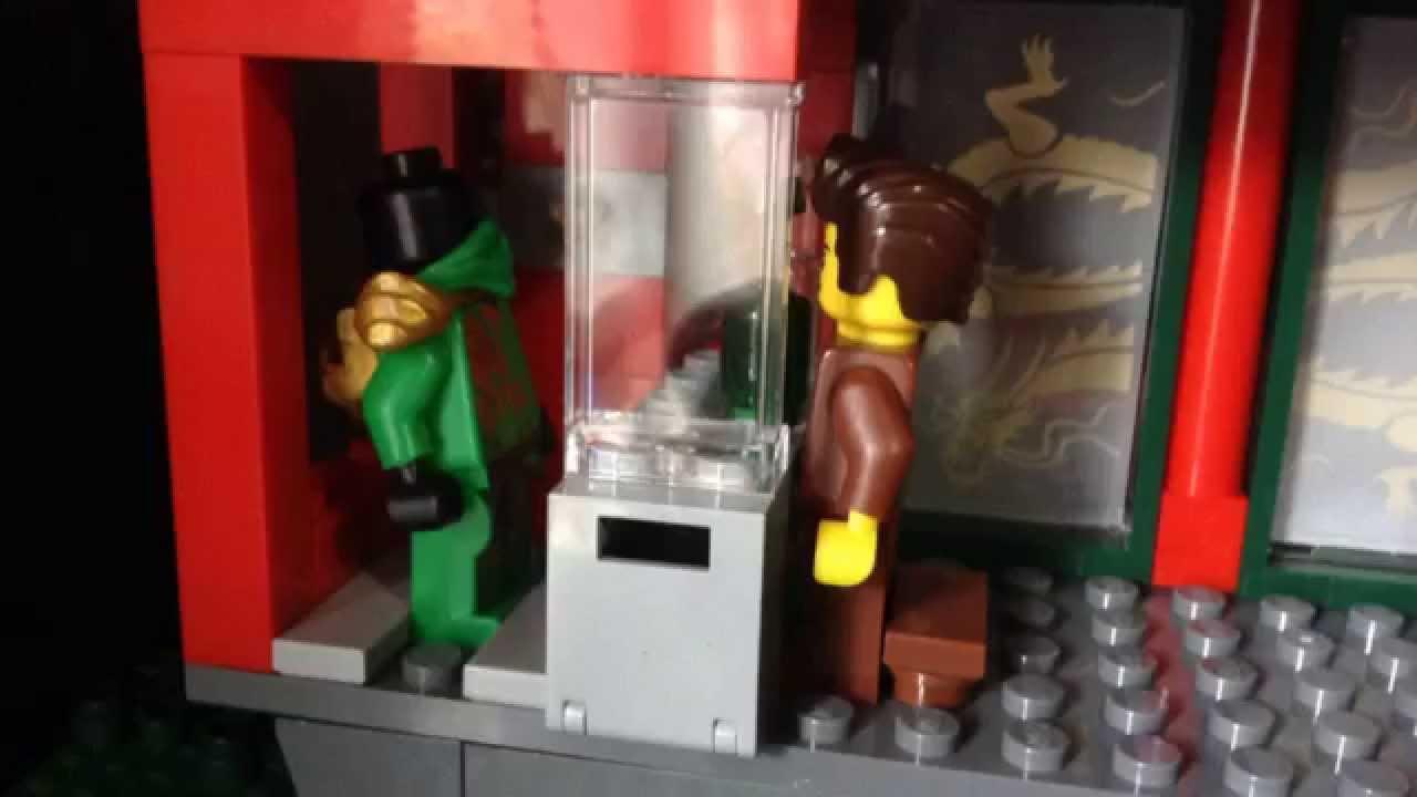 Lego Ninjago Elemental Games Episode 5 Skylor Vs The Golden Master YouTube