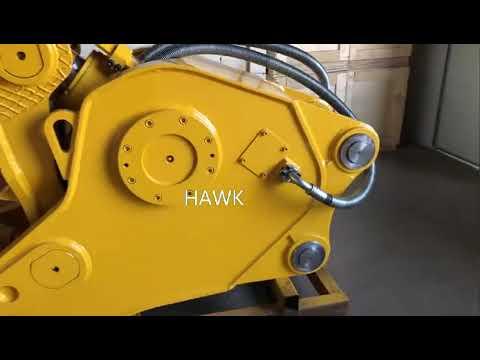 HAWK Excavator Hydraulic