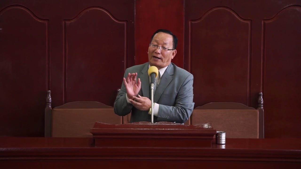 Rev  K V L Hmangaihkima - VANRAM KAL LO TUR CHI 4