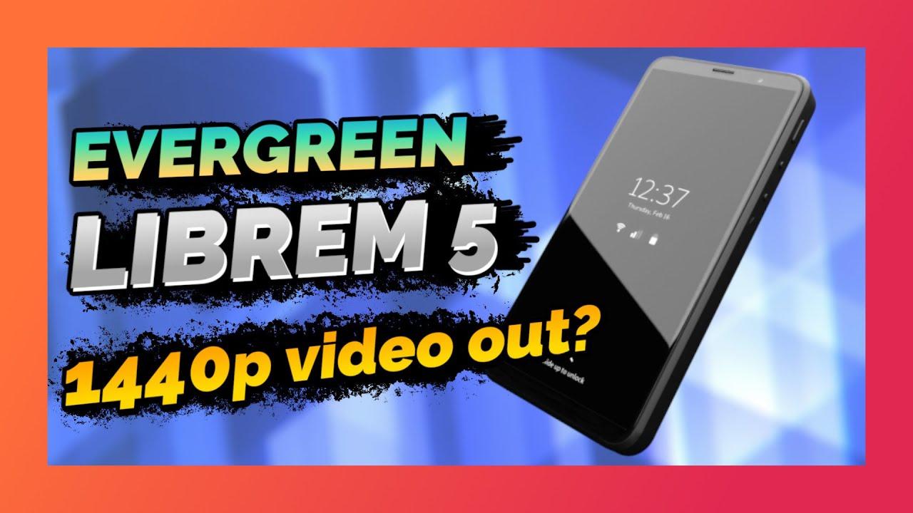 Download First Impressions of the FINAL LIBREM 5 HARDWARE!!