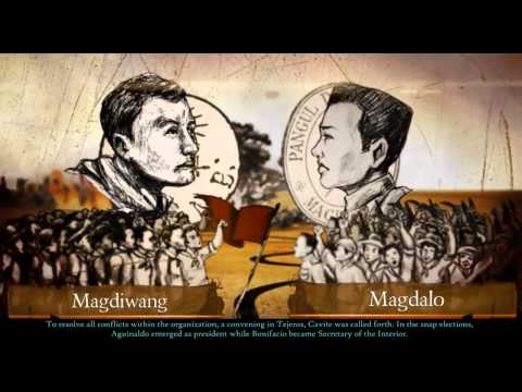 THE VOICE MASTER NARRATES THE LIFE OF ANDRES BONIFACIO