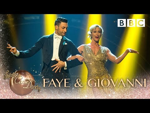 Faye Tozer & Giovanni Pernice Show Dance to Lullaby of Broadway - BBC Strictly 2018