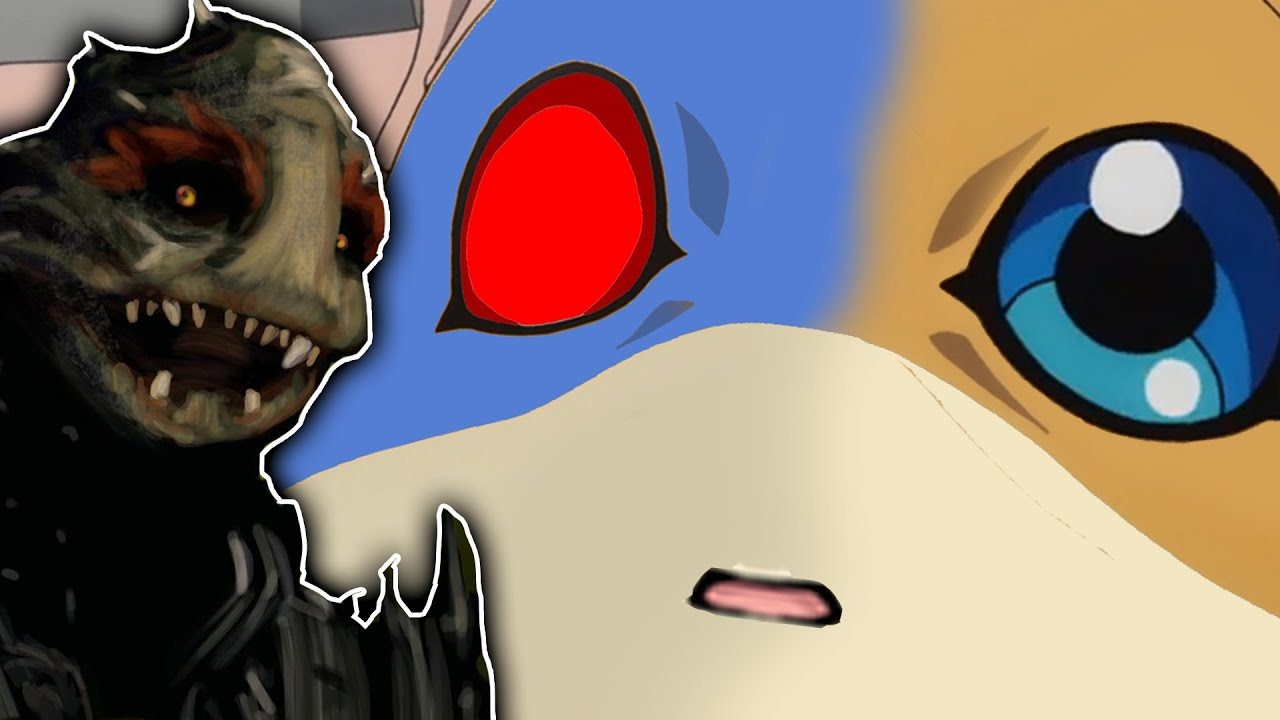 "Patamon is ""Mesogog"" | Digimon Adventure 2020"