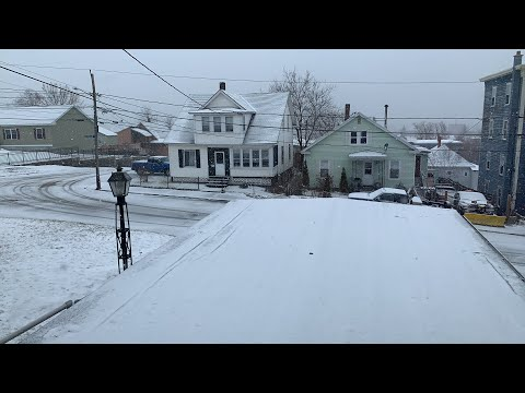 APRIL 8th LIVE MORNING MISCHIEF - APRIL SNOW BRING MAY MUD