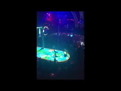 XTC Dallas Stripper Falls Off Pole