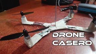 Como hacer un drone casero ✔️