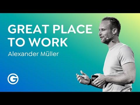 EN   Selbstverwirklichung: Tipps, wie deine Mitarbeiter ihren Job lieben // Alexander Müller