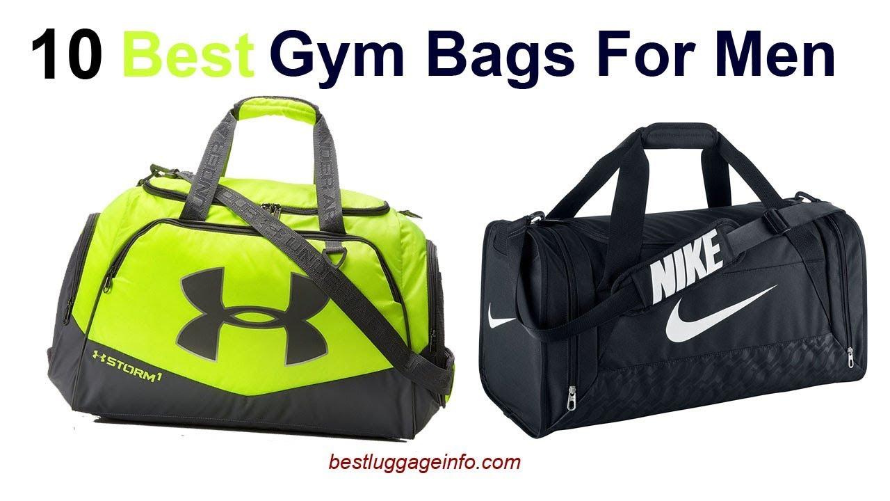 fd513baff9 Best Gym Bags For Men