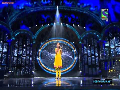 Debanjana Indian Idol Junior - Rasme Ulfat - Sukhwinder Singh Episode