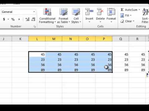 how to add pointers in excel