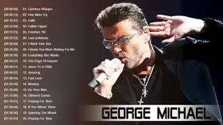 George Michael Greatest Hits Full Album - Top 20 (30) Best Songs Of George Michael
