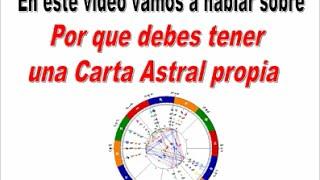 la carta astral para que sirve parte 2 3