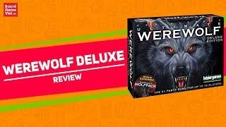 Board Game Việt -  Hướng dẫn chơi Board game Ma sói- Ultimate werewolf deluxe