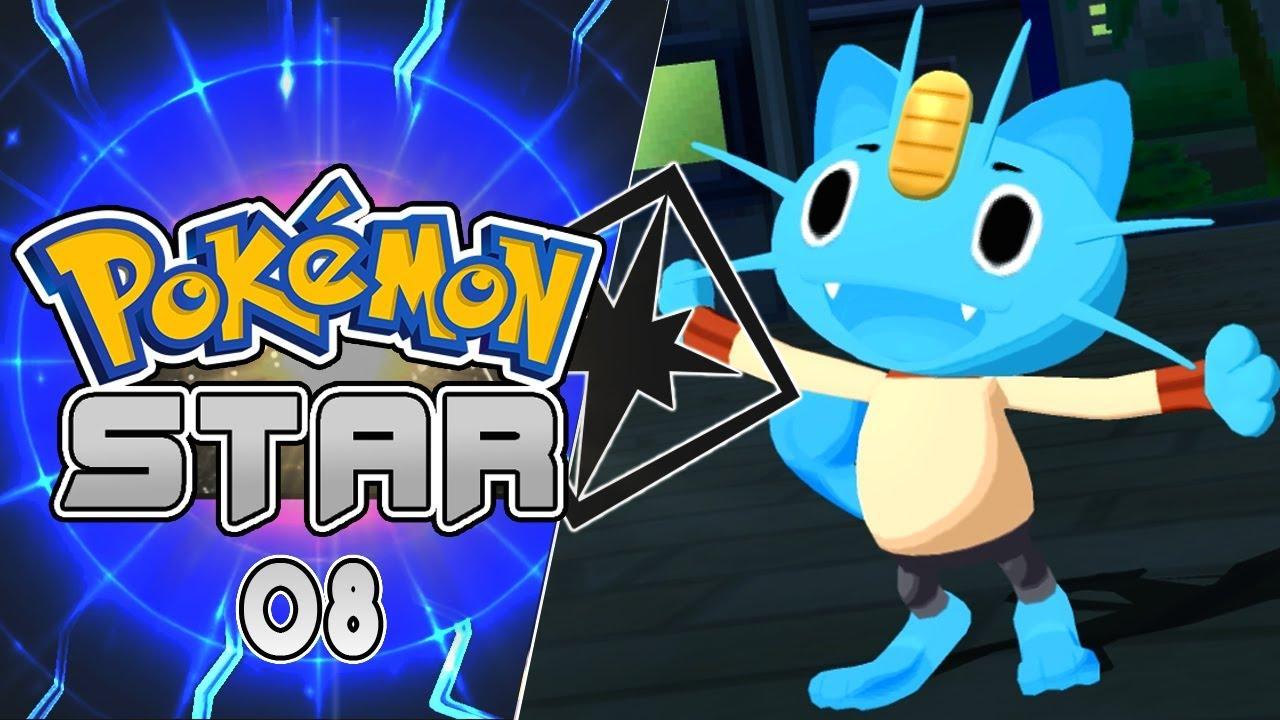 Pokemon Star 3ds Rom Hack Part 8 Scratch Cat Girl Gameplay Walkthrough Youtube