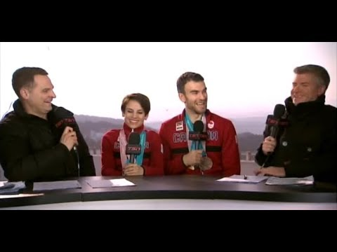 Jay and Dan's Side Seats with Meagan Duhamel & Eric Radford - February 15, 2018
