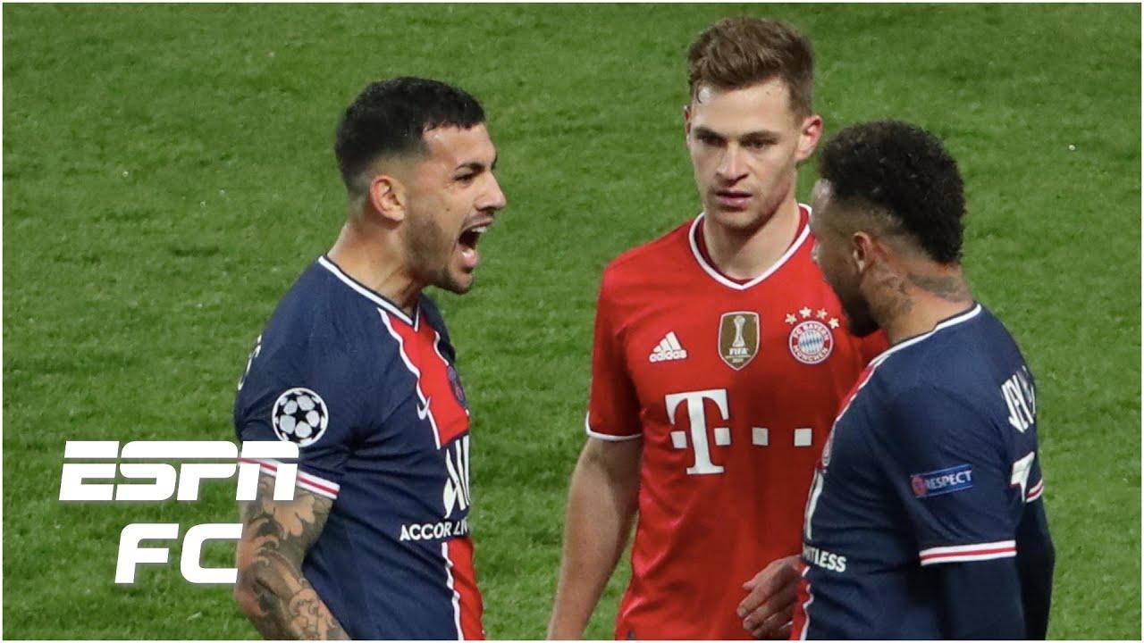 PSG Beats Bayern Munich on Away Goals, Advances to Champions ...
