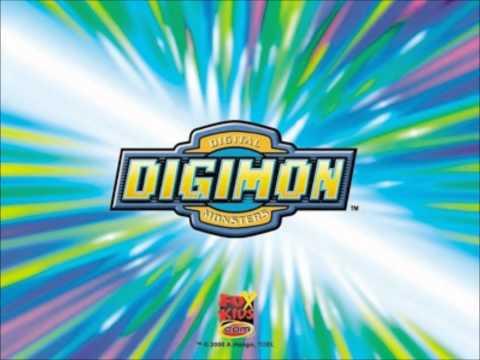 Digimon Opening Karaoke Latino (Si tu lo deseas)