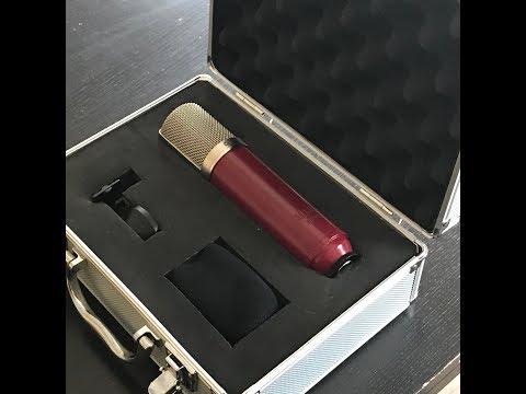 MXL-3000 Microphone Mod, Microphone-parts.com RK-47