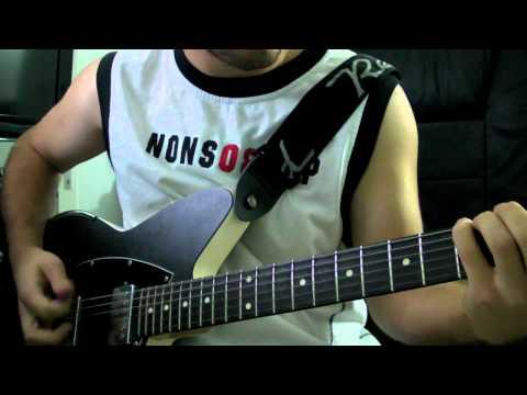 スピッツ  愛のしるし ギター Ai no Shirushi  Spitz guitar