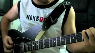 スピッツ - 愛のしるし ギター Ai no Shirushi - Spitz (guitar)