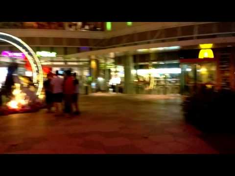 Singapore Expo MRT Station & Changi City Point Shopping Centre