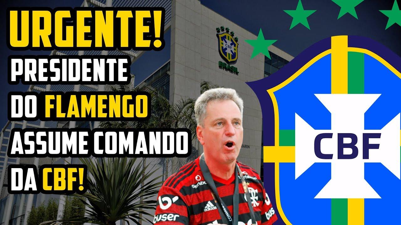 🚨 URGENTE: Eleição de Caboclo é ANULADA, e Landim (Presidente do FLA) ASSUME comando da CBF!