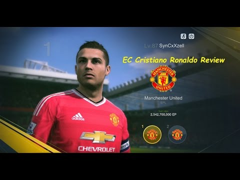 EC Cristiano Ronaldo Review - Is He Worth It? - FIFA ONLINE 3 (ENGLISH)