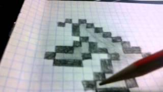 Как нарисовать автомат скорпион по клеточкам(, 2015-11-29T13:43:07.000Z)