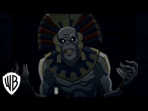 Constantine: City of Demons   Mictlantecuhtli, Ancient Aztec Death God   Warner Bros. Entertainment