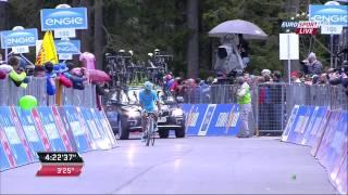 Gambar cover Giro d'Italia 2015 Full HD 1080p | Stage 15 Last Kilometers + Afterview