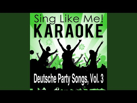 Trimm dich und halte dich fit (Karaoke Version With Guide Melody) (Originally Performed By...